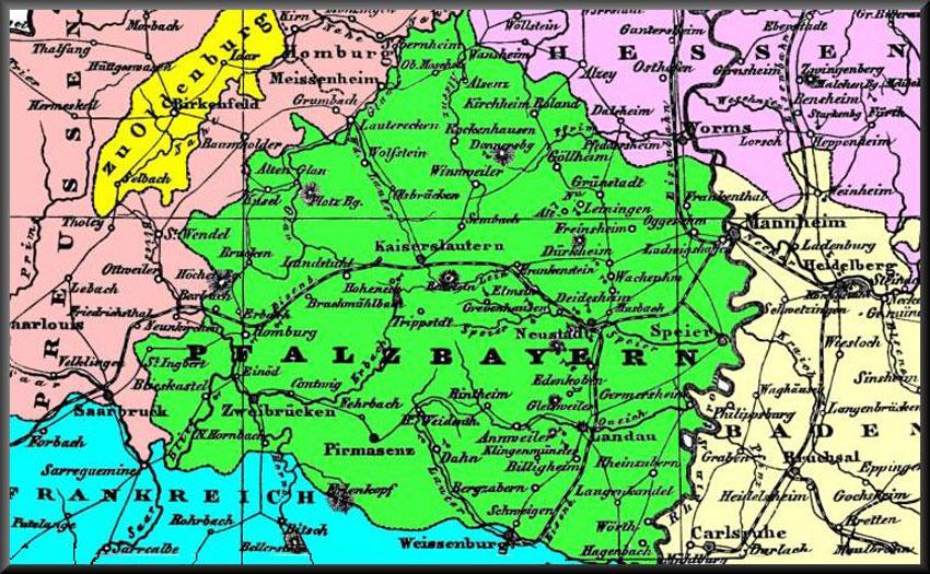 Pfalzfahne